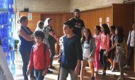 Los escolares toman el Fescigu