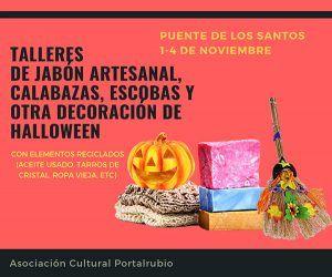"""Los portalrubieros protegerán al pueblo """"barriendo"""" a los espíritus malignos de la despoblación y el pesimismo durante Los Santos"""