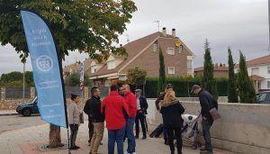 Más de 400 firmas vecinales avalan las protestas del PP de Azuqueca El alcalde de Azuqueca desatiende las necesidades del barrio de Vallehermoso
