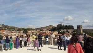 Más de 800 visitantes pasaron por la Oficina de Turismo de Brihuega durante el puente del Pilar