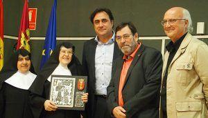 Mariscal agradece la generosidad de las personas mayores en el acto institucional celebrado en el Centro Aguirre