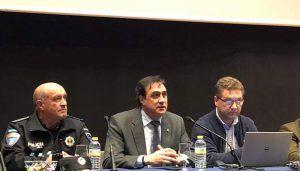 Mariscal inaugura la Asamblea Regional de Policía Local reconociendo el esfuerzo que realizan sus agentes