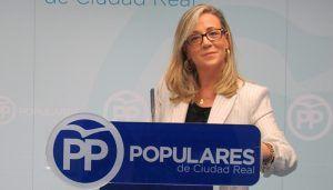 """Merino """"Núñez ha nombrado una Ejecutiva donde los afiliados, la sociedad civil y los castellano-manchegos será la voz del PP"""""""