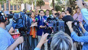 """Núñez """"El proyecto político del nuevo PP de Castilla-La Mancha saldrá de las opiniones de los afiliados porque están en permanente contacto con la realidad"""""""