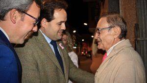 """Núñez """"Frente al Gobierno de Page con los populistas y radicales, el Partido Popular presenta una alternativa de Gobierno con la sociedad civil"""""""