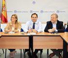 Núñez anuncia que el PP-CLM va a llevar a cabo una Ruta Social para escuchar a la sociedad civil y construir así su proyecto político