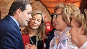 Núñez resalta la importancia de apoyar la creación de empleo en el mundo rural para fijar la población