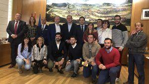 Núñez se despide como alcalde de Almansa destacando que la sociedad civil ha sido la protagonista de su proyecto de ciudad