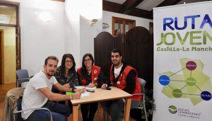 NNGG CLM mantiene un encuentro con Cruz Roja Juventud CLM