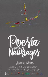 Nueva cita en Cuenca con la Poesía para Náufragos