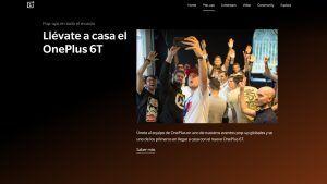 OnePlus abre dos pop-ups por primera vez en España