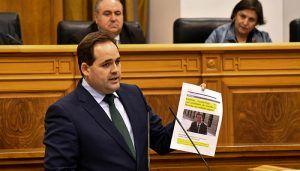 """Paco Núñez afirma que la palabra de Page """"no vale nada, y representa el pasado tras más de 30 años de gobiernos socialistas en Castilla-La Mancha"""""""