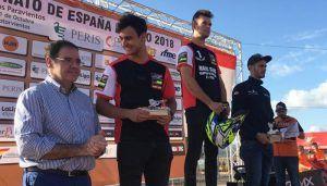 Prieto felicita al Club Motorvientos y el Ayuntamiento de Campillos Paravientos  por la organización del Campeonato de España de Enduro