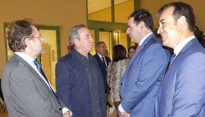 Prieto ve en la UNED una excelente herramienta para el desarrollo y la vertebración de Cuenca