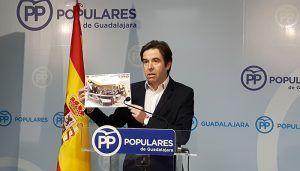 """Robisco """"En el debate de la región, frente a un Page agotado se verá a un líder fuerte y con ganas de mejorar Castilla-La Mancha"""""""