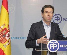 """Robisco """"Page es un presidente débil y agotado que no consigue nada para Castilla-La Mancha, mientras Podemos y Junqueras lo consiguen todo"""""""