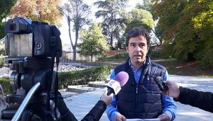 """Robisco vuelve a denunciar la falta de mano de obra en el Hospital """"Faltan albañiles y sobran enfermos en las listas de espera y en las ambulancias"""""""
