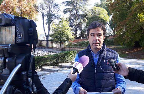"""Robisco vuelve a denunciar la falta de mano de obra en el Hospital de Guadalajara: """"Faltan albañiles y sobran enfermos en las listas de espera y en las ambulancias"""""""