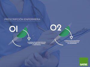 SATSE pide la implementación urgente en los centros de la prescripción enfermera