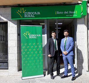 Soto del Real (Madrid), nueva localidad con oficina de Eurocaja Rural
