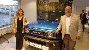 Suroy, concesionario exclusivo de Suzuki, ya es una realidad en Cuenca