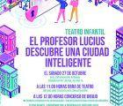 """Teatro didáctico en el CMI """"Eduardo Guitián"""" el sábado, 27 de octubre"""