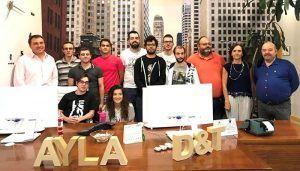 Trabajo garantizado los próximos meses para todos los alumnos del Curso de programación promovido por la Diputación de Guadalajara a través de Dipuemplea Joven