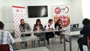 UGT, CCOO, CSIF y STE convocan movilizaciones en todas las provincias de CLM para el 25 de octubre