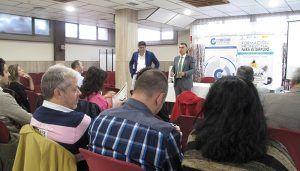 Una treintena de empresarios se reúnen en Azuqueca para hablar de cómo traer talento y continuar en la búsqueda de nuevas sinergias