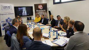 """Una veintena de empresas de la región participan en el montaje de la exposición """"Vía Mística"""" promovida por el Gobierno regional"""