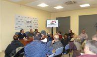 ADISBECU prepara propuestas que trasladar al Ayuntamiento de Cuenca sobre el acceso al Casco Antiguo
