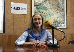 Almudena Serrano cierra el II Ciclo de Promoción de la Investigación Histórica del Archivo de Cuenca