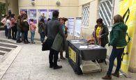 Amnistía Internacional sale a las calles de Cuenca y Guadalajara con la campaña #Nomáspiedras en la lucha contra la violencia sexual