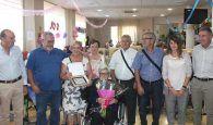 Anacleta Llorente llega a los cien años en Sigüenza