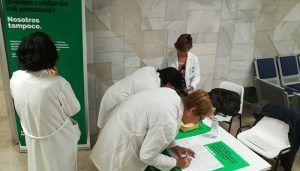 Arranca la recogida de firmas para garantizar por Ley una atención segura y de calidad