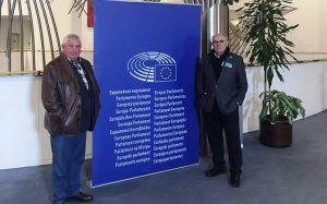 ASAJA CLM encuentra en Bruselas una oportunidad para los agricultores castellano-manchegos