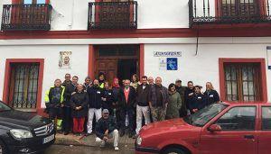 Campillo de Altobuey ha contratado a 28 trabajadores en tres años gracias a los programas de empleo de la Junta