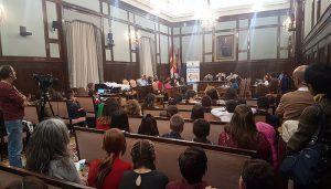 Casi un centenar de niños participa en el IV Foro Provincial por la Participación Infantil organizado por la Diputación de Guadalajara