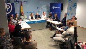 Celebrada la 'Mesa Abierta' sobre Sanidad con afiliados y simpatizantes del PP de Guadalajara
