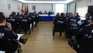 Cerca de 40 jefes de Policía Local de Castilla-La Mancha conocen diferentes experiencias en la mediación policial como base de la solución de conflictos