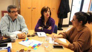Ciudadanos y CERMI C-LM repasan las asignaturas pendientes en discapacidad e inclusión laboral para la región