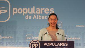 Claudia Alonso afirma que Page representa el pasado frente a un presidente como Paco Núñez con fuerza e ilusión para gobernar en Castilla-La Mancha