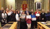 Clausurado el Taller de Empleo para el mantenimiento de edificios municipales desarrollado por el Ayuntamiento de Cuenca y la Junta