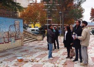 Comienza el Concurso de Graffiti con doce propuestas que embellecerán varios espacios públicos de Cuenca