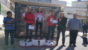 Cristian Gómez y María Jesús Algarra fueron los más rápidos en la III edición de la 'Mix Trail Carboneras'