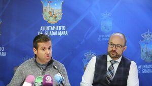 Cs Guadalajara propone un plan para fomentar el alquiler en el casco histórico de la ciudad