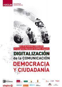 Cuenca acogerá el congreso nacional sobre  digitalización de la comunicación y democracia