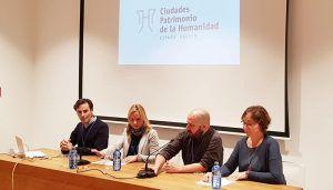 Cuenca y las Ciudades Patrimonio de la Humanidad participan en el XII Encuentro de Gestores de Patrimonio Mundial en España, que se celebra en La Coruña