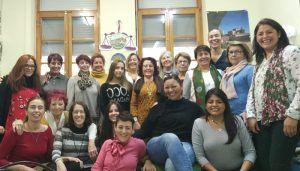 Culmina el I Encuentro Intergeneracional de Mujeres de Cabanillas del Campo