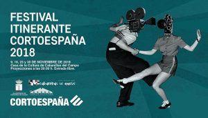 """Del 9 al 30 de noviembre, 7º Festival de Cortometrajes """"CortoEspaña"""", en Cabanillas del Campo"""